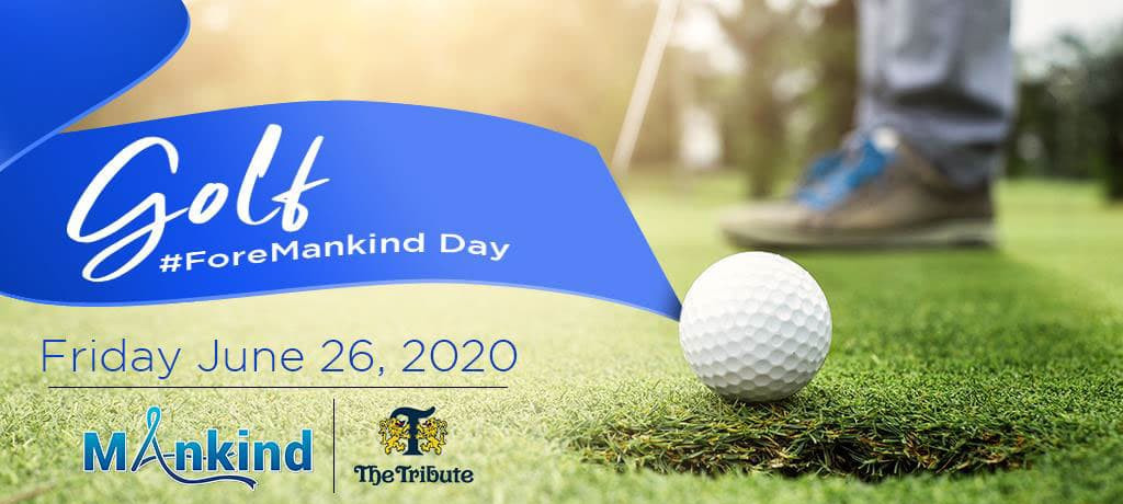 2020 Golf #Formankind Day Image