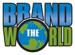 Brand the World logo